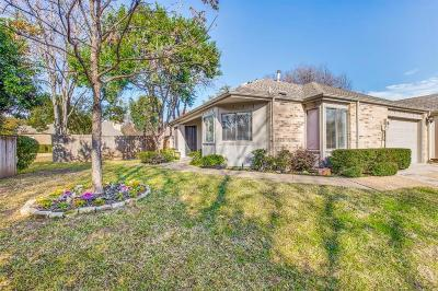 Single Family Home Active Option Contract: 4216 Rosser Square
