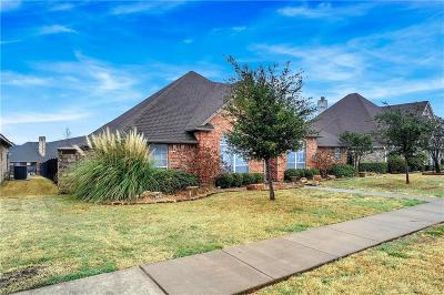 Sherman Single Family Home For Sale: 1613 Pecan Grove Road E