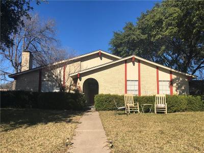 Garland Single Family Home For Sale: 729 Woodcastle Drive