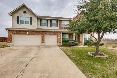Forney Single Family Home For Sale: 3007 Limestone Circle