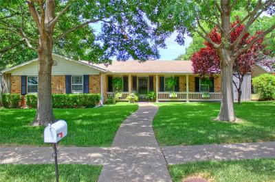 Dallas Single Family Home For Sale: 12315 Band Box Place
