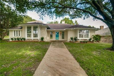 Single Family Home For Sale: 7120 Pleasant View Drive