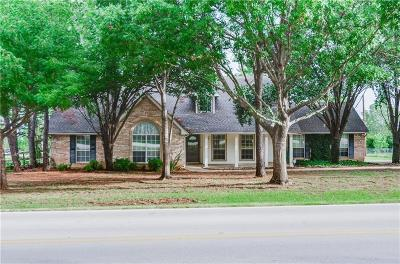 Fort Worth Single Family Home For Sale: 5613 W Caylor Road