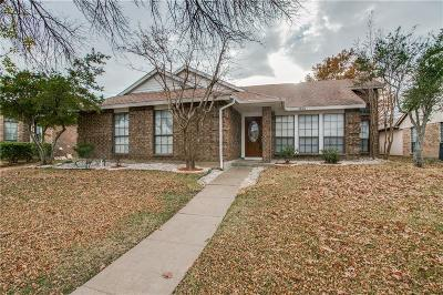 Garland Single Family Home For Sale: 2806 Dukeswood Drive