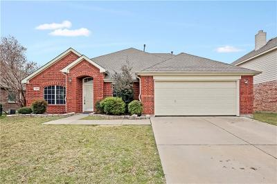 Mansfield Single Family Home For Sale: 3202 Winding Ridge Circle
