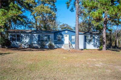 Chandler TX Single Family Home For Sale: $74,500
