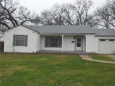 Erath County Single Family Home For Sale: 108 Park Drive