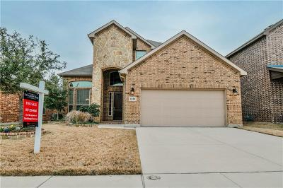 Fort Worth Single Family Home For Sale: 3452 Glass Mountain Trail