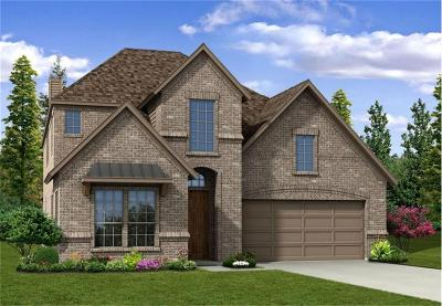 Fort Worth Single Family Home For Sale: 2712 Trinity Trail Way