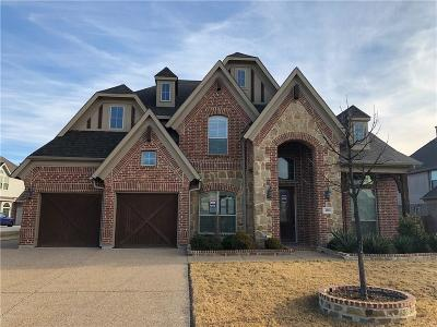 Tarrant County Single Family Home For Sale: 4503 Blue Grass Court