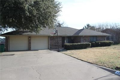 Stephenville TX Single Family Home For Sale: $210,000