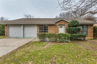 Fort Worth Single Family Home For Sale: 2953 Portales Drive