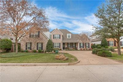 Tarrant County Single Family Home Active Option Contract: 6920 Vista Ridge Court