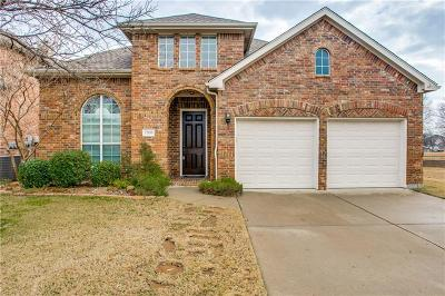 Sachse Single Family Home For Sale: 7208 Lake Hill Trail