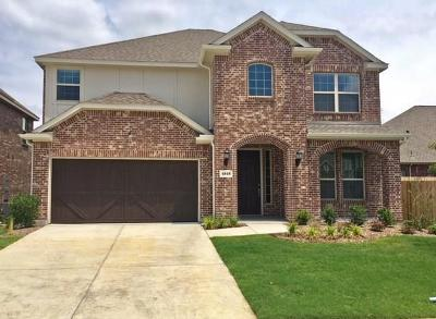 Carrollton Single Family Home For Sale: 4848 Timber Trail