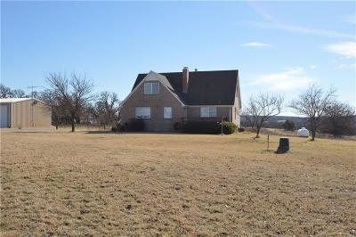 Poolville Single Family Home Active Kick Out: 800 Cornstubble Lane