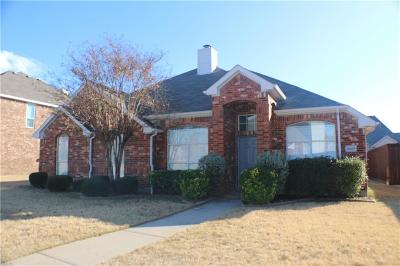 Frisco Single Family Home For Sale: 8609 Stoneview Drive