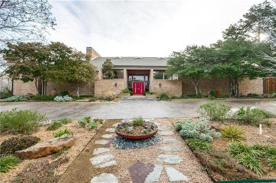 Dallas County Single Family Home Active Option Contract: 11706 Pine Forest Drive