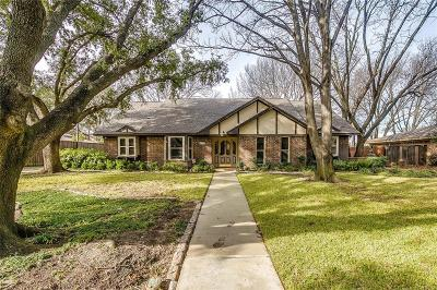 Lewisville Single Family Home Active Option Contract: 434 Frankie Lane