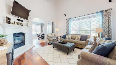Single Family Home Active Contingent: 9157 Odeum Drive