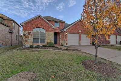 Grand Prairie Single Family Home For Sale: 2699 Cove Drive