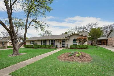 Farmers Branch Single Family Home For Sale: 3176 Whitemarsh Circle