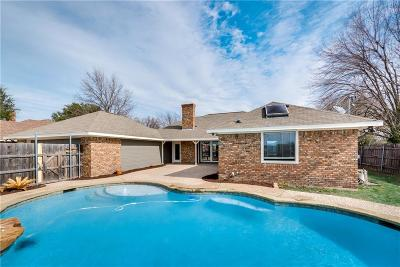 Forney Single Family Home For Sale: 402 Mulberry Circle