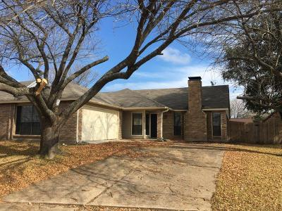 Forney Residential Lease For Lease: 522 Redbud Drive