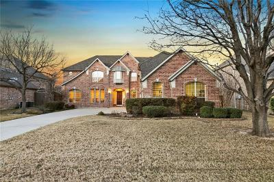 Plano Single Family Home For Sale: 2221 New College Lane
