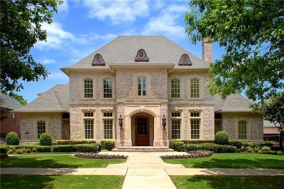 Colleyville TX Single Family Home For Sale: $1,195,000
