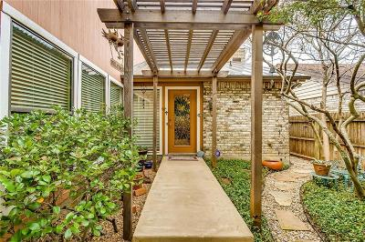 Benbrook Single Family Home Active Option Contract: 36 Legend Road