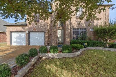 Denton Single Family Home Active Option Contract: 2409 Tahoe Lane