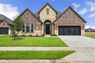 Little Elm Single Family Home For Sale: 1404 Carlet Drive