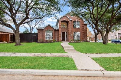 Plano Single Family Home Active Kick Out: 6301 Courtland Drive