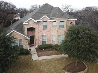 Corinth TX Single Family Home Active Option Contract: $395,000