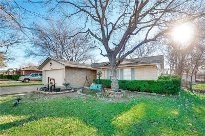 Cedar Hill Single Family Home For Sale: 707 Marigold Drive