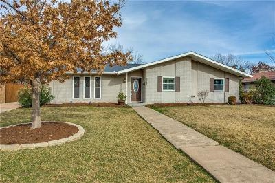 Single Family Home Active Option Contract: 3217 Jubilee Trail