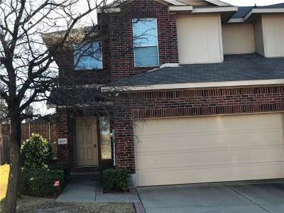 Mesquite Townhouse For Sale: 2150 Stonebrook Lane
