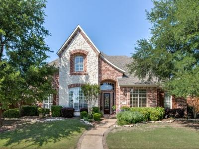 Frisco Single Family Home For Sale: 5350 Cattail Court