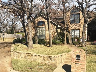 Arlington Single Family Home For Sale: 6401 Mountain Lake Court