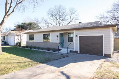 Hurst, Euless, Bedford Single Family Home For Sale: 785 Ruth Lane