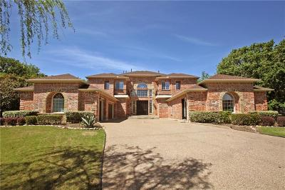 Flower Mound Single Family Home Active Contingent: 2205 Condor Street