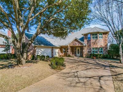 McKinney Single Family Home Active Option Contract: 901 Hills Creek Drive