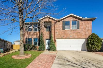 Denton Single Family Home For Sale: 5703 Tennessee Drive