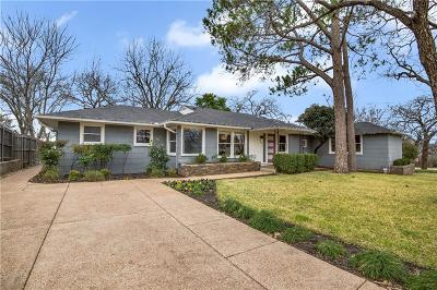 Grapevine Single Family Home For Sale: 413 W College Street