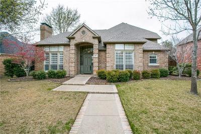 Plano Single Family Home For Sale: 1637 Glen Springs