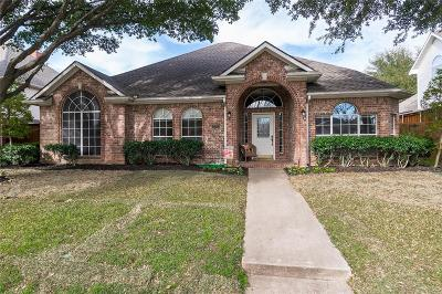 Carrollton Single Family Home Active Option Contract: 2621 Mossvine Drive