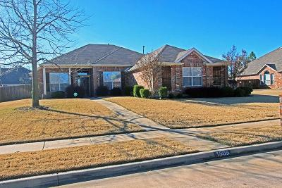 Mansfield Single Family Home For Sale: 1805 Clear Summit Lane