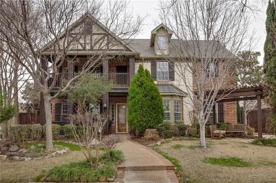 Lewisville Single Family Home For Sale: 1201 Queen Guinevere Drive