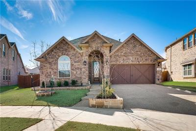 Euless Single Family Home Active Option Contract: 908 Dove Trail